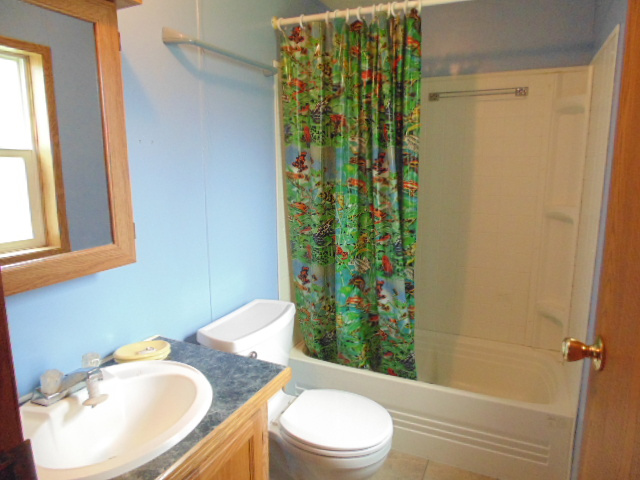 Addtional Trailer Bathroom
